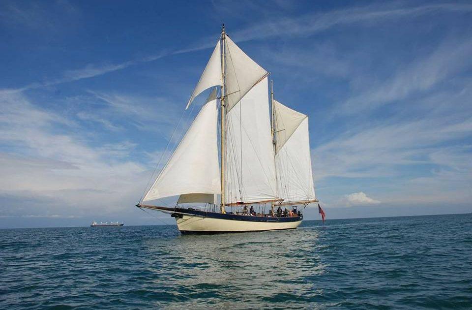Sail MAYBE