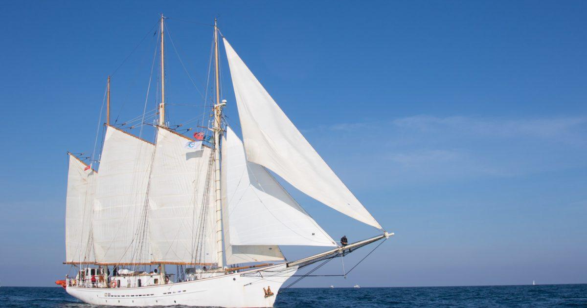 Sail Blue Clipper