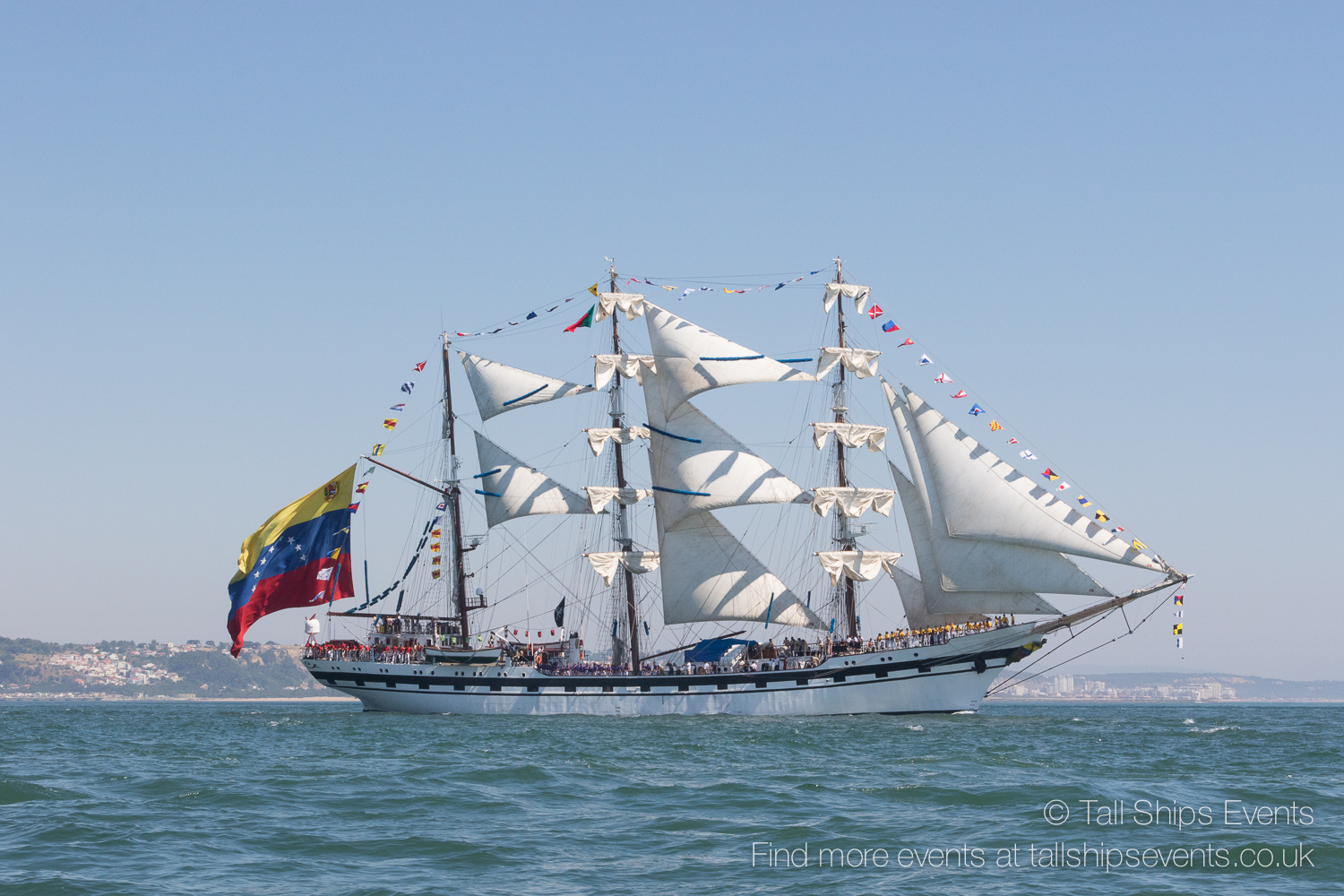 The Tall Ships Races A Coruña 2021 Events On Tall Ships Network